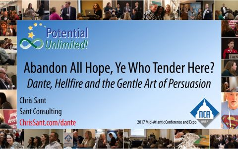 BulletPoints: Abandon All Hope, Ye Who Tender Here? Dante, Hellfire and the Gentle Art of Persuasion